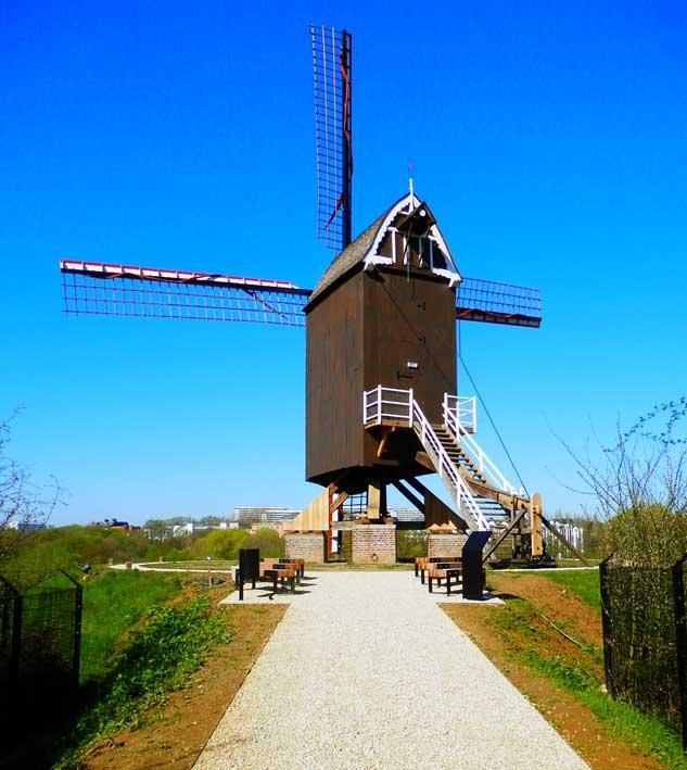 Le moulin à vent - Woluwe-Saint-Lambert Woluwe-Saint-Lambert
