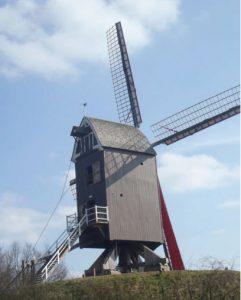 moulin à vent - Woluwe 1200